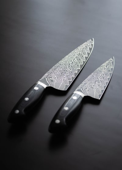 Improve Your Kitchen Style With A Perfect Set Of Knife